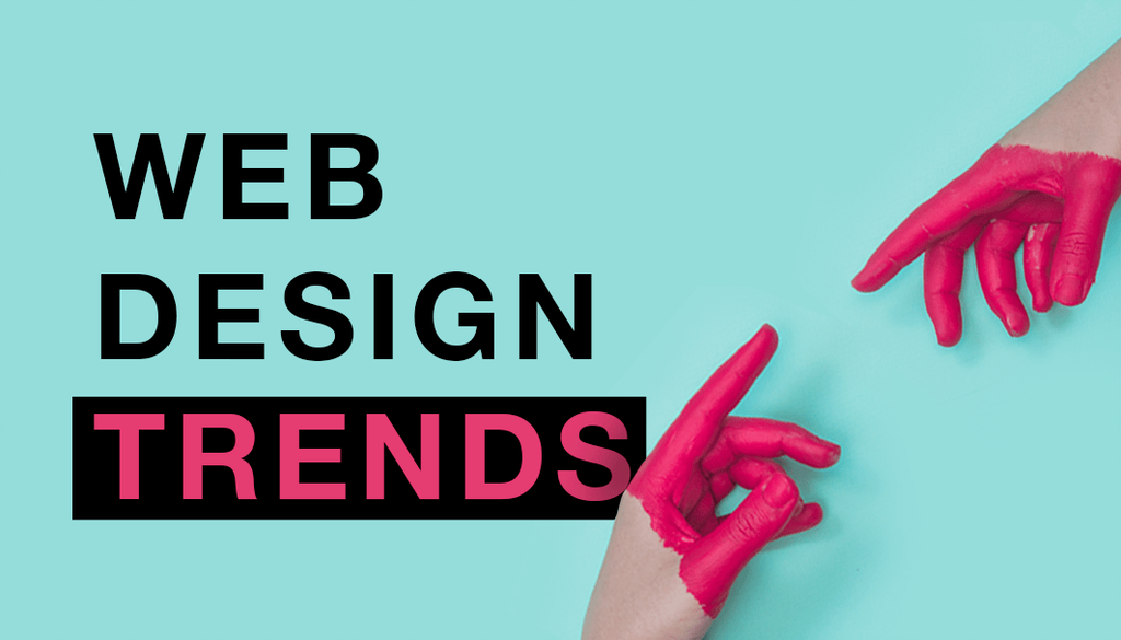 The Web Design Trends