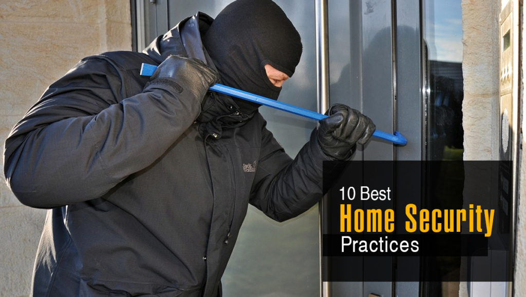 Home Security Practices