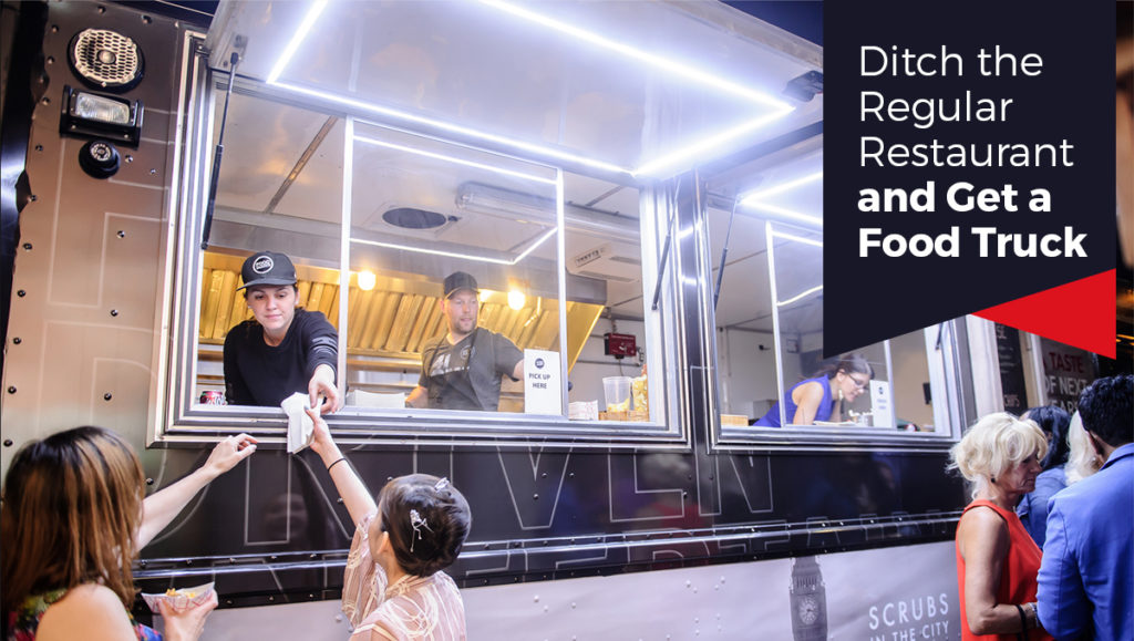 get a food truck, food truck business
